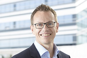 Christian Bøhne ist Key Account Manager bei der Npvision Group A/S